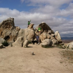 Day 11: Family time at Eagle Rock