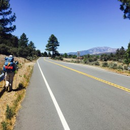 Day 16: Back on the trail… sort of