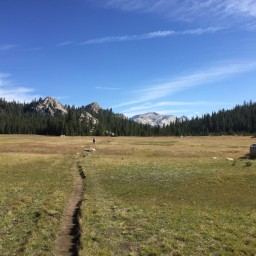 Day 93: Not out of the Sierra yet…