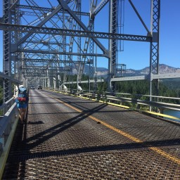 Day 108-112: Cascade Locks to Trout Lake